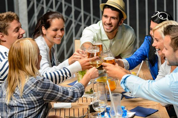 nhu cầu rượu bia là khó tránh khỏi